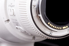 Tele photo lens Royalty Free Stock Photography
