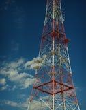 Tele-radio tower. Royalty Free Stock Photo