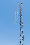 Tele-radio tower Stock Photos