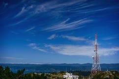 Tele-radio tower. Stock Image
