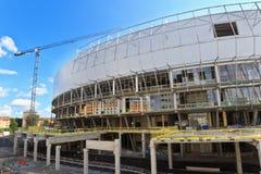 Tele2 Arena w Sztokholm Zdjęcie Stock