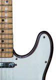 telecaster gitary elektrycznej Zdjęcie Royalty Free