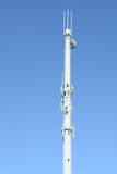 Telecom antenna Royalty Free Stock Photography