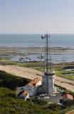 Telecom Antenna Along the Atlantic Coast Royalty Free Stock Images