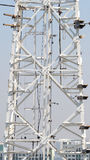 Telecom góruje zbliżenie Fotografia Stock