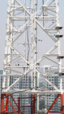 Telecom góruje zbliżenie Zdjęcia Royalty Free