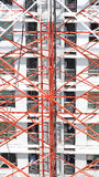Telecom góruje zbliżenie Fotografia Royalty Free