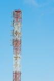 Telecom mast Royalty Free Stock Image