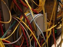 Telecom node Royalty Free Stock Image