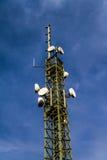 Telecom Pylon Royalty Free Stock Photo