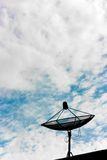 Telecom in the sky Royalty Free Stock Photos