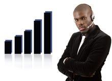 Telecom Success Stock Photo
