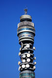 Telecom Tower Royalty Free Stock Images