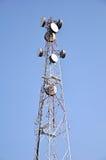 Telecom tower Stock Image