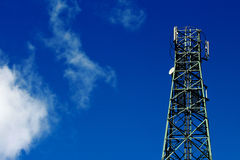 Telecom Tower Royalty Free Stock Image