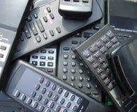 Telecomandi Fotografia Stock Libera da Diritti