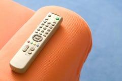 Telecomando della televisione Fotografia Stock