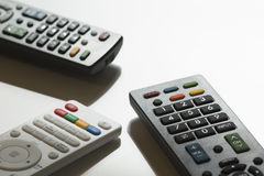 Telecomando della TV Immagine Stock