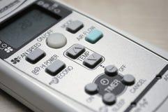 Telecomando per un condizionatore d'aria Fotografia Stock