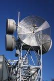 Telecommunicatie stock fotografie