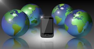 Telecommunicatie Royalty-vrije Stock Fotografie