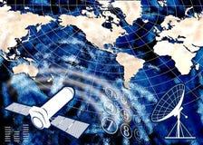 Telecommunicatie-uitrusting Royalty-vrije Stock Afbeelding