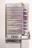 Telecommunicatie-uitrusting royalty-vrije stock afbeeldingen