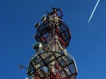 Telecommunicaties Royalty-vrije Stock Afbeeldingen