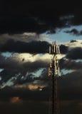 Telecommunicatietoren Stock Foto's