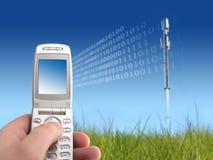 Telecommunication Royalty Free Stock Photography