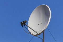 Telecommunication antena Stock Photography