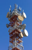 Telecommunication Antenna Stock Image