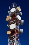 Telecommunication Antenna Stock Images