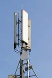 Telecommunication antennas for mobile operator Royalty Free Stock Image