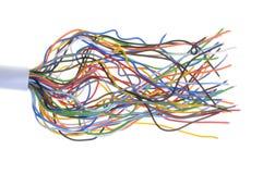 Telecommunication cable Stock Photos