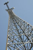 Telecommunication cell phone tower Stock Image