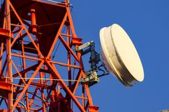 Telecommunication Royalty Free Stock Photography