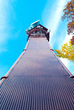 Telecommunication and lookout tower Royalty Free Stock Photos