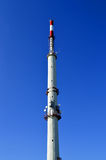Telecommunication pole Stock Photo