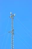 Telecommunication post Royalty Free Stock Photos