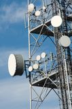 Telecommunication Tower Stock Photos