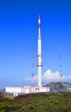 Telecommunication station Royalty Free Stock Photos