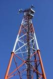 Telecommunication transmitter Royalty Free Stock Photos