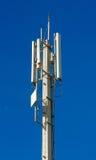 Telecommunications Background. Royalty Free Stock Photo