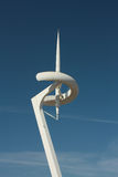 Telecommunications Calatrava Tower Stock Photo