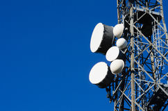 Telecommunications Royalty Free Stock Photo