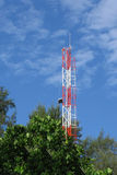 Telecommunications equipment Stock Photography