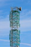 Telecommunications mast Stock Images