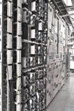 Telecommunications Network Server Royalty Free Stock Photo