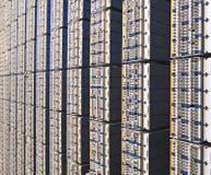 Telecommunications Network Server Royalty Free Stock Image